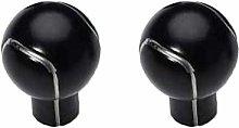 XIZONLIN Black Door Knobs Drawer Knobs Cupboard