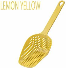 Xjdmg Vegetable filter cooking spatula vegetable