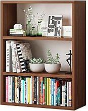 XJDZ Bookcase balcony bedroom bookshelf household