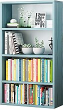 XJDZ Bookshelf floor-standing bookcase balcony