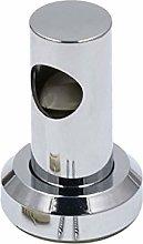 XJJZS ABS Shower Lifter Rod Holder Adjustable