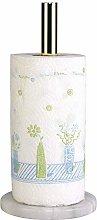 XJJZS Paper towel holder- Modern Stand up Paper