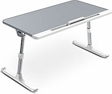 XJL Folding Dining Table Adjustable Laptop