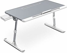 XJL Folding Dining Table Adjustable Laptop