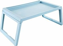 XJL Folding Dining Table Laptop desk bed foldable