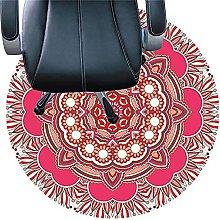 XJRS Chair Mats for Hardwood Floors Washable Floor