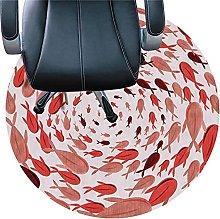 XJRS Office Desk Chair Mat Washable Floor