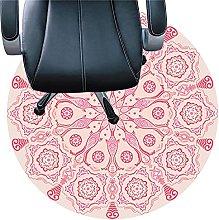 XJRS Office Floor Mats for Carpet Washable Floor
