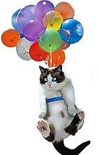XKMY car decorate Cartoon Cute Cat Car Hanging