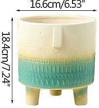 XKMY Home Decoration Accessories Irregular Vase