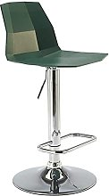 XKUN High and Low Swivel Stool Bar Stool with