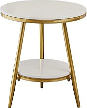Xkun Light luxury side table sofa next to the