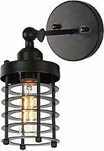 XKUN Vintage Wall Light for Indoor, Industrial