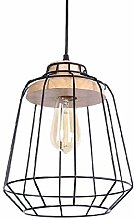 XKUN Wrought Iron Chandelier Pendant Lamps