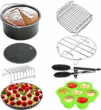 XL Air Fryer Accessories 8 Inch for Gowise