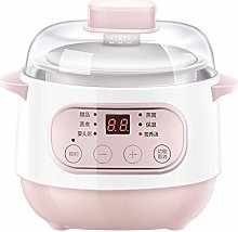 XLLLL Electric Stew Pot 1L Ceramic Liner