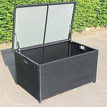 XLLLL Starplast Bike Storage Box Plastic Wheelie