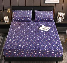 XLMHZP Queen Size Bed Bug Mattress Pad Cover,Solid