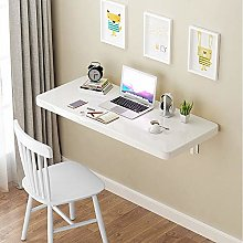 XLO Wall-Mounted Drop-Leaf Table, Multifunctional