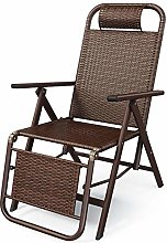 XLOO Chair Patio Lounge Recliners, Adjustable