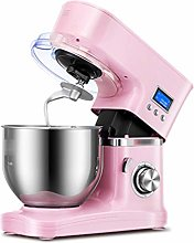 XLSQW All-Metal Stand Mixer, 8-Speed Electric