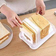 xluckx Bread Slicer,Adjustable Toast Slicer Toast