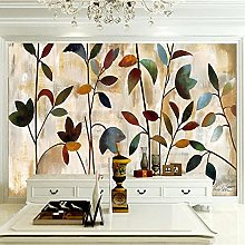 XMDPFF Wall Decals Leaves, Art, Abstract 260X175Cm