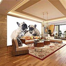 XMDPFF Wall Posteranimal, Puppy, Cute 260X175Cm