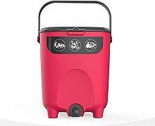 XMGJ Mini Compost Bucket 10L, Household Food Waste