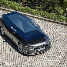 Xmund 400x220cm Automatic Protection Folding Car