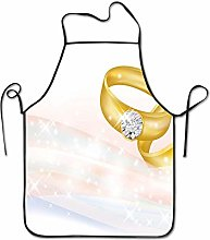 xmy Wedding Decorations Wedding Rings On Abstract