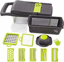 XMYNB Vegetable Slicer 8 in 1 Multifunctional