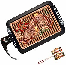XNDCYX Electric Griddles, Electric Indoor Grill