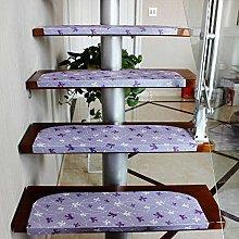 XOCKYE Self Adhesive Stair Carpet Pads Stair Tread