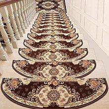 XOCKYE Stair Treads Mats - Non-Slip Stair Mat With