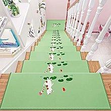 XOCKYE Stair Treads Self-adhesive Non-Slip Carpet