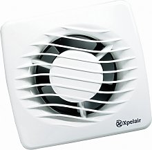 Xpelair 4 Inch Standard Bathroom Extractor Fan