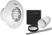 Xpelair Simply Silent Timer controlled Round