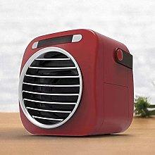 XPfj Evaporative Coolers Mini Air Conditioner Fan,