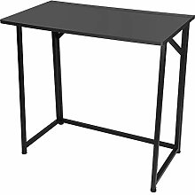 XQAQX Desktop Table, Modern Computer Desk PC