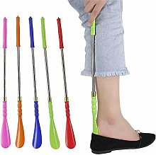 XQKQ Long Shoe Horn,Shoe s Color Shoes Pull