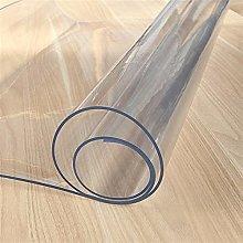 XQLSRJ Tablecloth Transparency Strong PVC