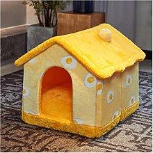 XQqing Foldable dog's dog's nest mattress
