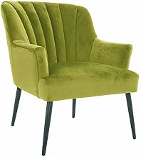 XS-Stock Chair, Textile, Lime Green, One Size