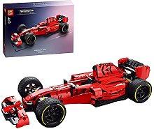 Xshion Technology Sports Car Building Blocks for