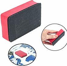 Xshuai ® 4 x Magic Clay Sponge Bar Car Pad Block