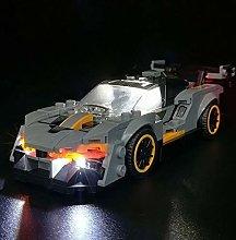 xSuper 75892 Speed Champions Car LED Lighting Kit