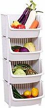 XT Fruit And Vegetable Rack Kitchen Vegetable Rack