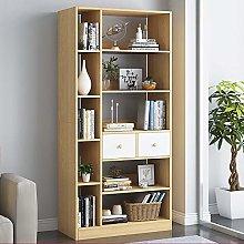 XTLXA Storage Shelf Tall Wooden Floor Standing