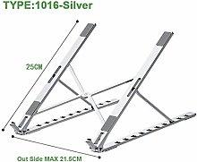 XTR Lap Stand Adjustable Foldable Aluminum Desk